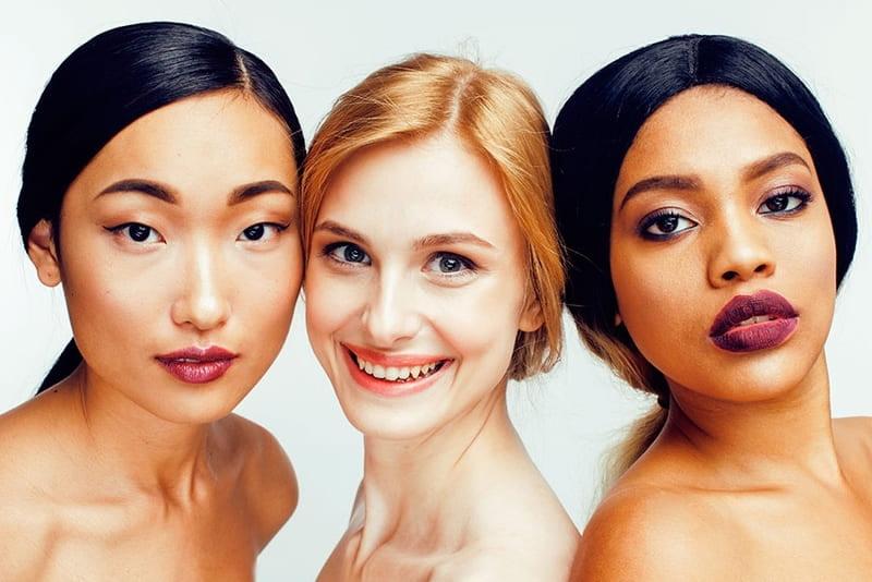 cách phối quần áo dựa vào sắc tố da
