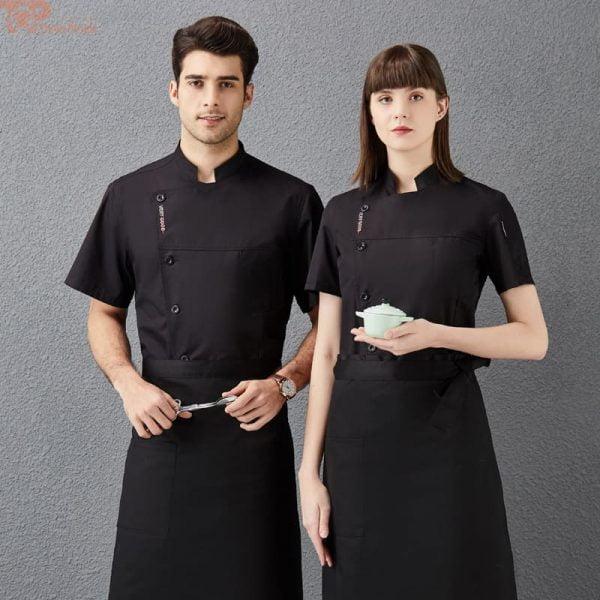 Quần áo nhà bếp nam nữ đẹp