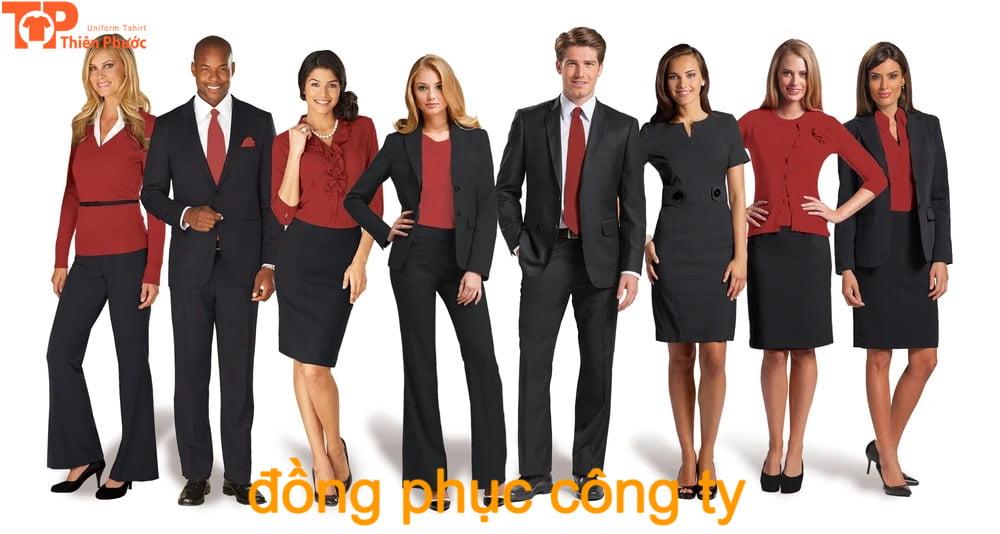quảng bá marketing doanh nghiệp nhờ áo đồng phục công ty