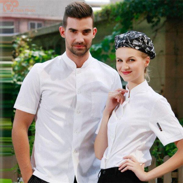 Trang phục bếp dành cho nam nữ