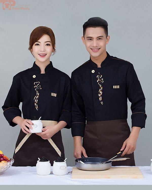 Trang phục bếp nhà hàng