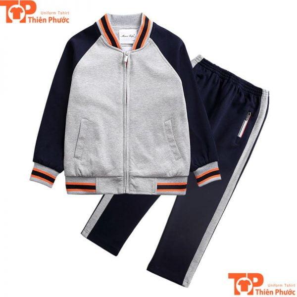 Áo đồng phục học sinh mùa đông