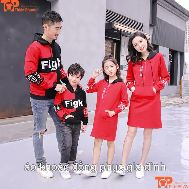 áo khoác gia đình