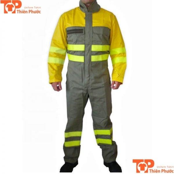 áo phản quang bảo hộ lao động