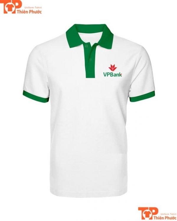 áo thun đồng phục ngân hàng vpbank
