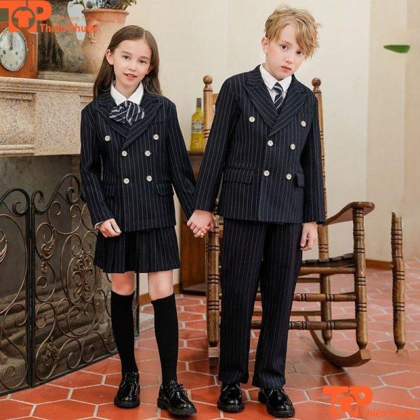Đồng phục học sinh cấp 2 anh quốc đẹp