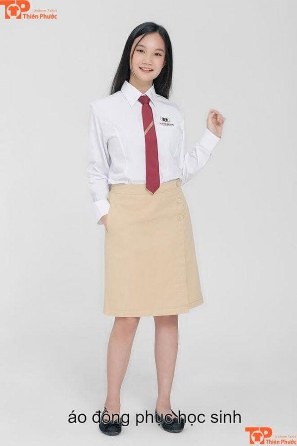 Đồng phục học sinh trường Vinschool
