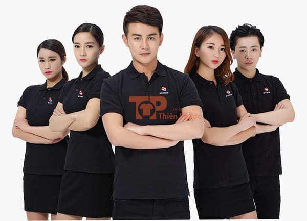 đồng phục nhân viên cho bán hàng đẹp
