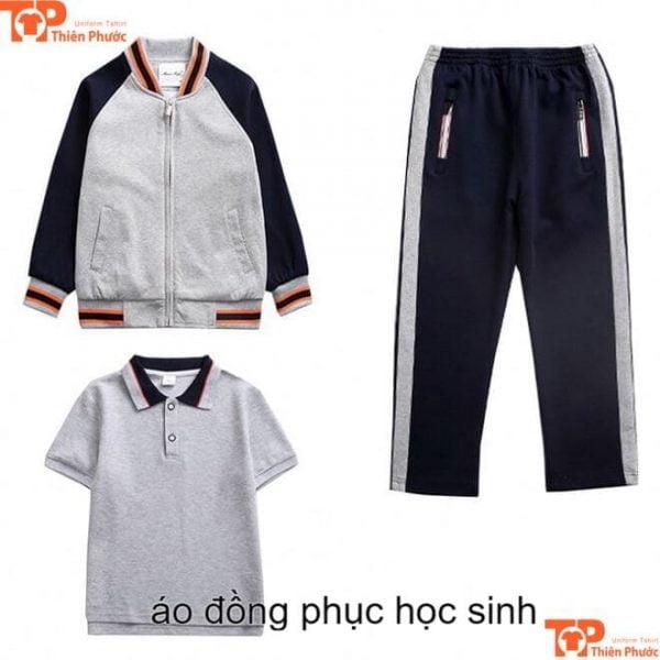 mẫu đồng phục học sinh nhật bản