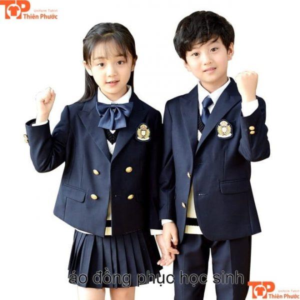 Mẫu đồng phục học sinh nội trú