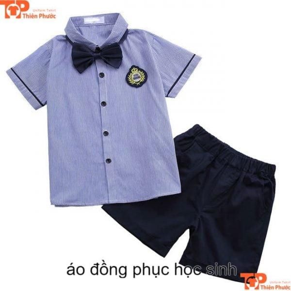 Mẫu đồng phục học sinh trường tiểu học việt nam