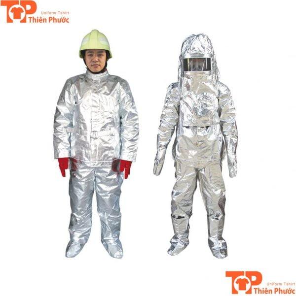 quần áo bảo hộ lao động chịu nhiệt