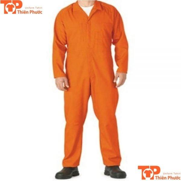quần áo bảo hộ lao động cho công nhân xây dựng