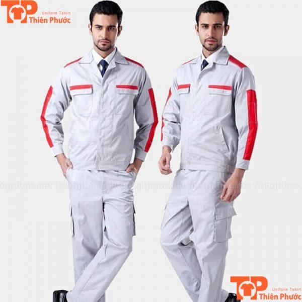 quần áo bảo hộ lao động cho kỹ sư