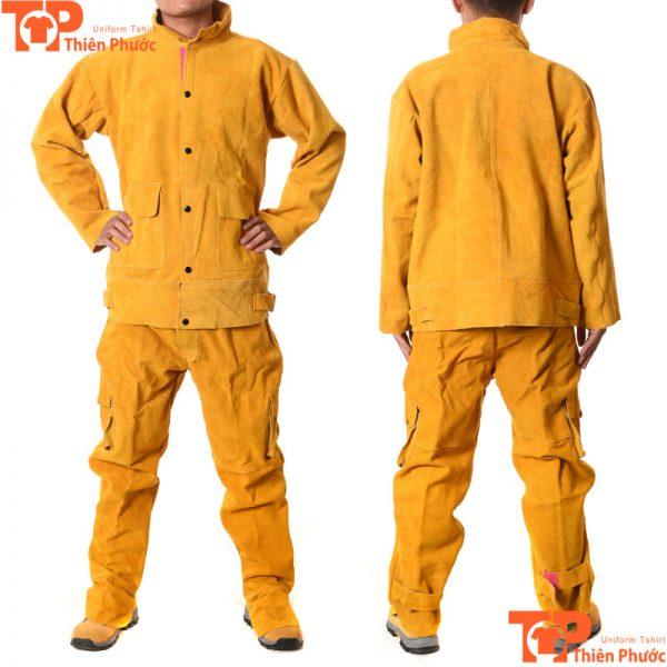 quần áo bảo hộ lao động may sẵn
