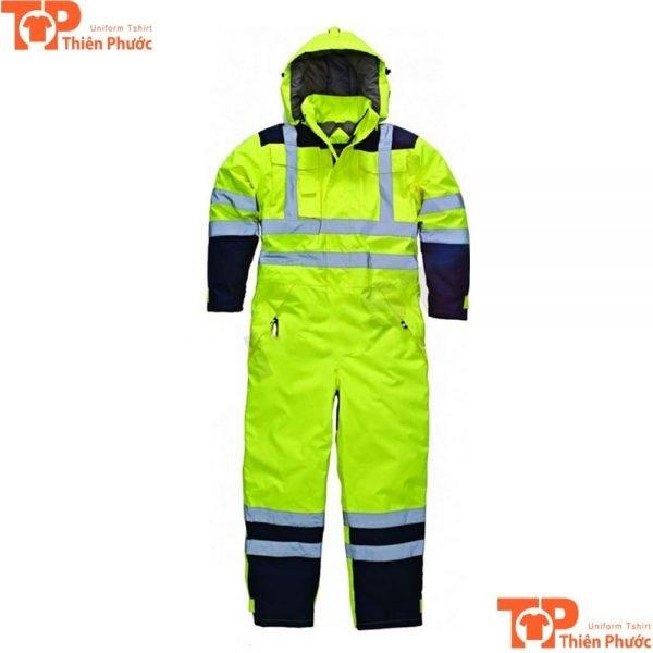 quần áo bảo hộ lao động phản quang