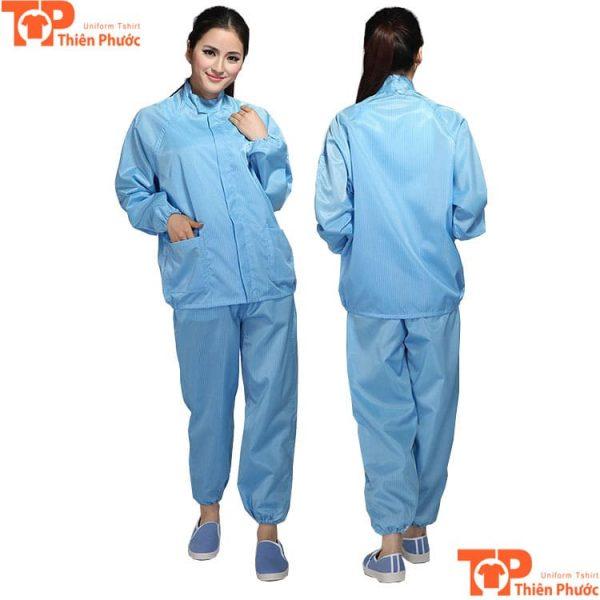 quần áo bảo hộ lao động phòng dịch