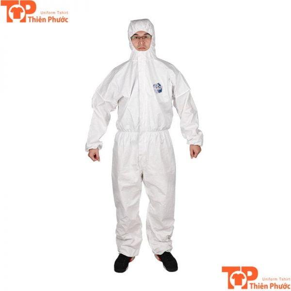 quần áo bảo hộ y tế phòng dịch