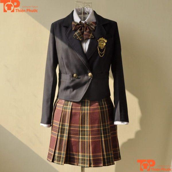 Váy đồng phục học sinh cao cấp