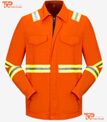 áo đồng phục nhân viên vệ sinh