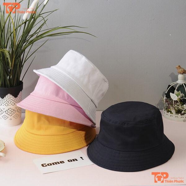 mũ đồng phục bucket