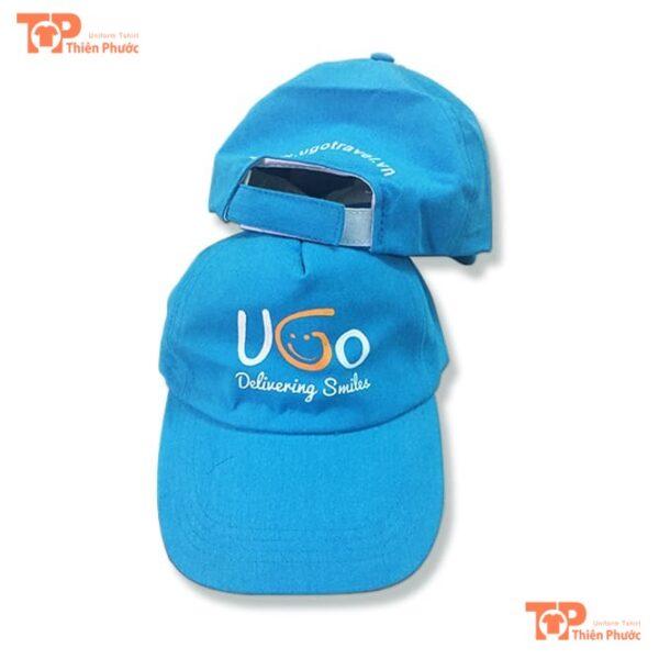 Mũ đồng phục sự kiện du lịch