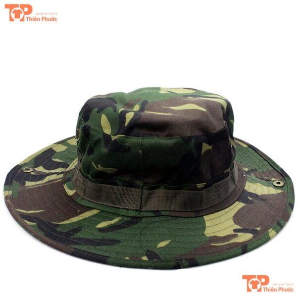 mũ tai bèo rằn ri quân đội