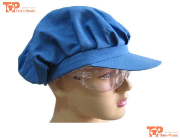 mũ trùm tóc công nhân