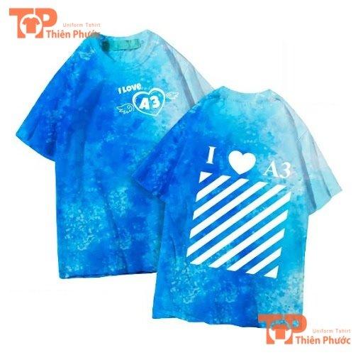 áo lớp tie dye mẫu 08