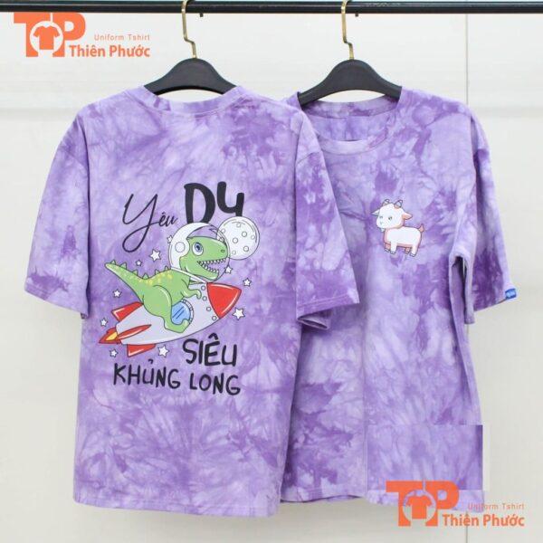 áo lớp tie dye mẫu 18